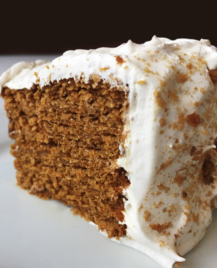 recipes gingerbread cake