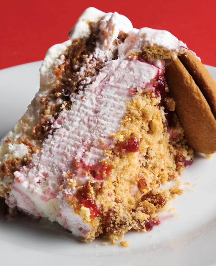 recipes Jam Jam Ice Cream Cake
