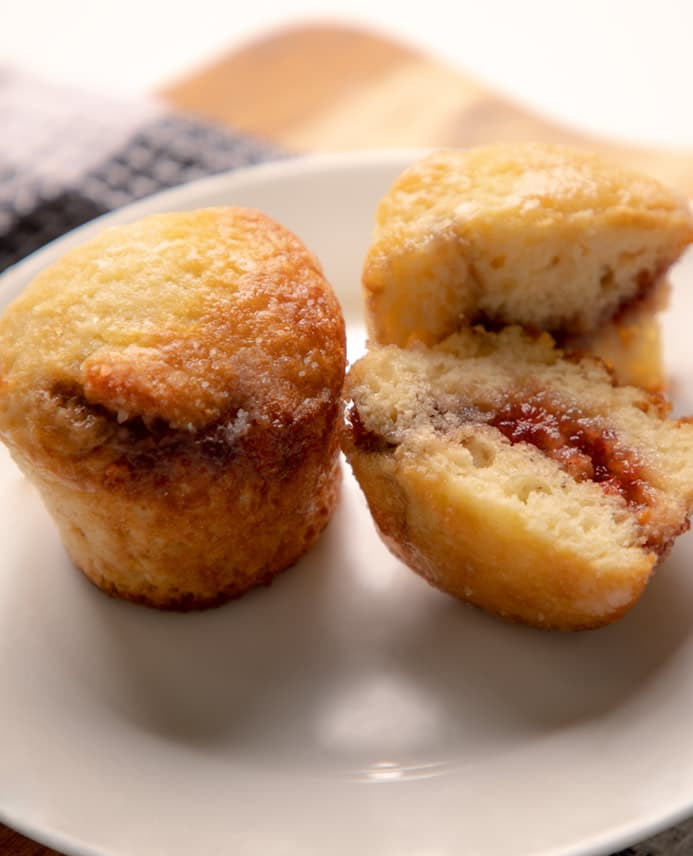 Purity Partridgeberry Apple Muffins recipe