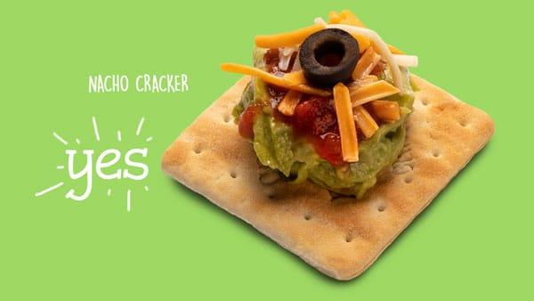 Purity Factories Cream Crackers - YES!