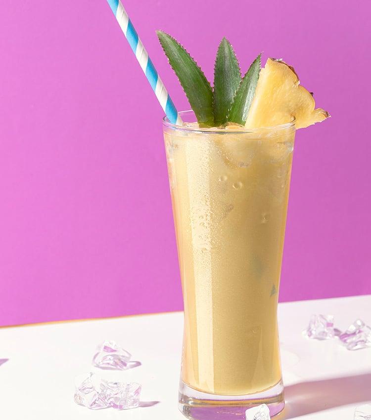 Pineapple Syrup Piña Colada